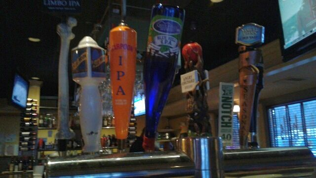 grille on tap
