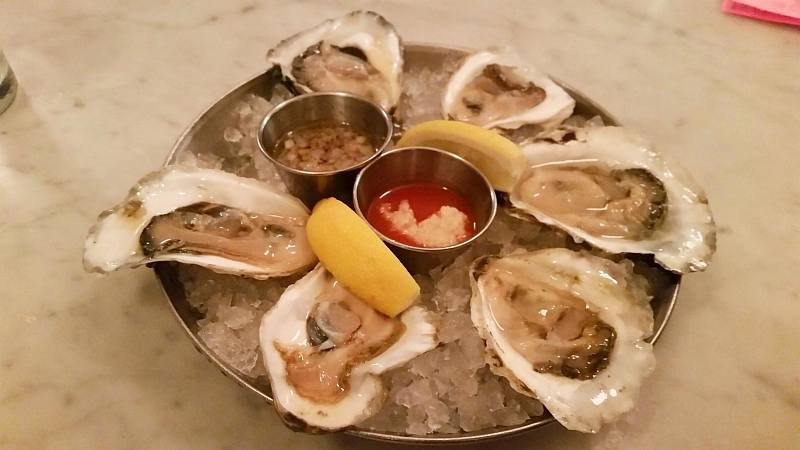 neptune oysters